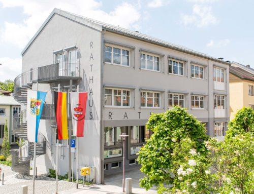 Rathaus geschlossen  – Stadtverwaltung per e-Mail oder Telefon erreichbar