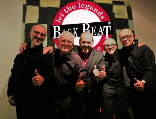"Serenade im Pfarrhof mit ""Back Beat"""